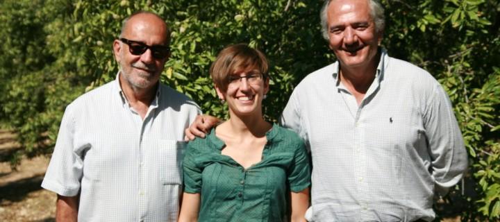 El riego deficitario controlado en olivar y almendro en la provincia de Córdoba