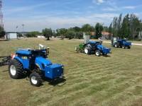 Detección y control de malas hierbas mediante una flota de robots aéreos y terrestres