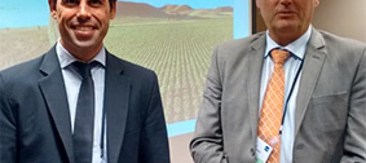 Adhesión de Acodea a la red mundial de cooperación agraria AgriCord