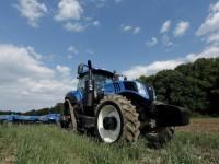 New Holland actualiza la serie T8 con su tecnología Hi-eSCR EcoBlue
