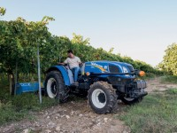 Nueva serie de tractores fruteros New Holland TD4F