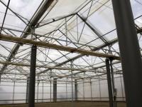 El primer invernadero con doble cubierta intercambiable es andaluz