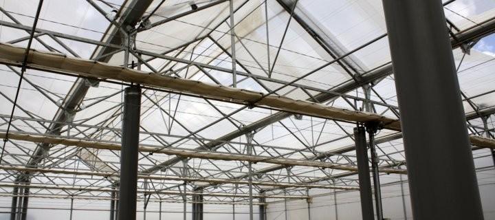 Resultado de imagen para invernadero con doble cubierta intercambiable