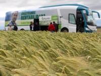 Comienza el Hyvido Tour de Syngenta que recorrerá los campos sembrados de cebada híbrida