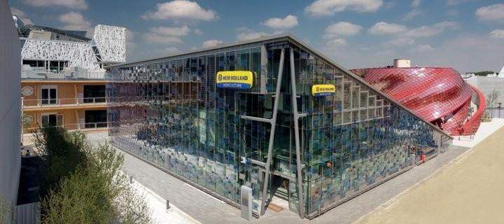 El Pabellón de la Agricultura Sostenible de New Holland abre sus puertas en la Expo Milán 2015