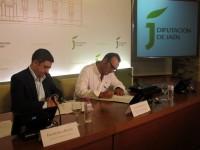 La Diputación de Jaén apuesta por el cultivo del pistacho como alternativa al olivar