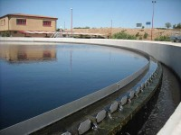 DAM encabeza un proyecto para reutilizar el fósforo de aguas residuales como fertilizante