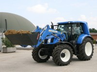 El tractor T6 Methane Power de New Holland, cada vez más cerca