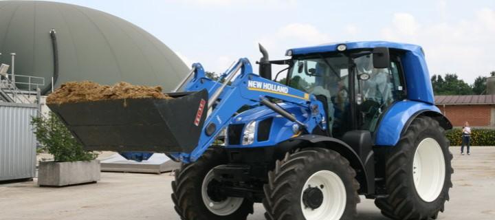 El tractor T6 Methane Power de New Holland, cada vez más cerca