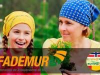 Un proyecto de Fademur lograr reducir el paro femenino en el mundo rural