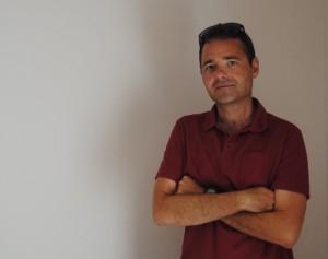 Camilo Solsona, maicero en Almacelles.