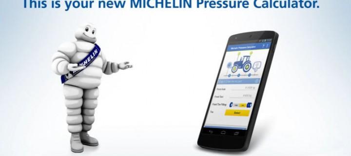 Michelin apuesta por la digitalización en su reto de las presiones