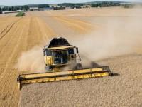 Las cosechadoras CX de New Holland alcanzan nuevas cotas de confort y productividad
