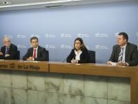 La Rioja y Cataluña apuestan por el I+D+i empresarial de la región del Ebro