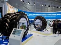 Michelin, medalla de plata en Agritechnica por el CerexBib IF 1000/55 R32 CFO