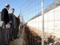 La recogida de pluviales se impone en el mar de plástico de Almería