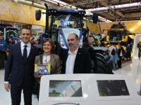 New Holland Agriculture, galardonada con dos Novedades Técnicas en FIMA 2016