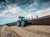 El tractor New Holland T7.315, elegido Máquina del Año 2016