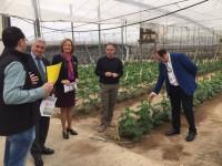 Carmen Ortiz destaca la importancia de que los agricultores utilicen semillas certificadas y de calidad