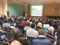 Aportación de sedimentos en los campos de arroz para disminuir la subsidencia del Delta del Ebro