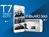 Ya están disponibles las apps de la serie T7 Heavy Duty de New Holland y OnBoard 360