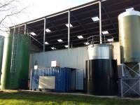 Digestmart, un fertilizante desarrollado a partir del digerido de las plantas de biogás