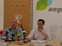 Sinyent, la finca experimental de AVA-Asaja y Aepla para contribuir a la innovación en la agricultura