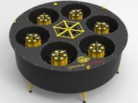 Un dron para la fumigación de cultivos y la extinción de incendios, premiado por el COIAE.