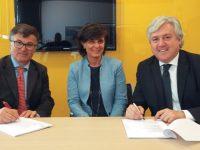 Mascar suministrará en exclusiva rotoempacadoras de cámara fija a New Holland