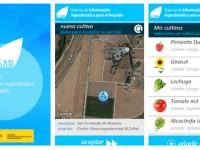 SIAR, la app para la gestión del riego desde dispositivos móviles del Magrama