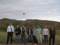 Prueba de uso de drones para realizar los controles de campo en la gestión de las ayudas de la PAC en La Rioja