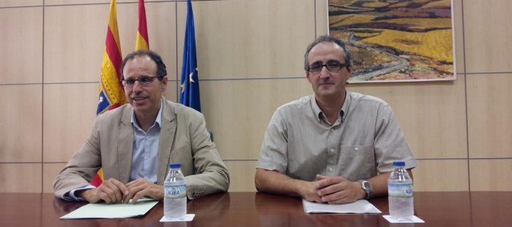 Desarrollo Rural de Aragón aprueba 790.000 € de subvenciones para la formación y la transferencia de tecnología al sector agroalimentario