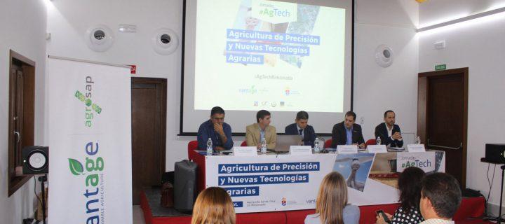 La agricultura de precisión, una pieza clave para la innovación y el desarrollo del medio rural
