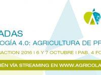 La agricultura de precisión será objeto de análisis en Fruit Attraction
