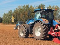 Concluye el demotour de la gama T7 de New Holland