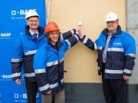 Basf inaugura la ampliación de su planta de formulación de fungicidas en Tarragona