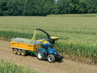 New Holland ofertará el sensor NIR On Board en su picadora de forraje FR Forage Cruiser