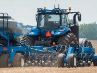 El tractor NHDrive y el sistema de refrigeración de alta eficiencia de New Holland, galardonados en SIMA 2017