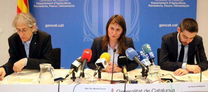 Cataluña cierra el PDR de 2015 con 145 millones de euros de inversión