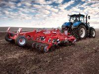 New Holland concluye la adquisición de Kongskilde Agriculture