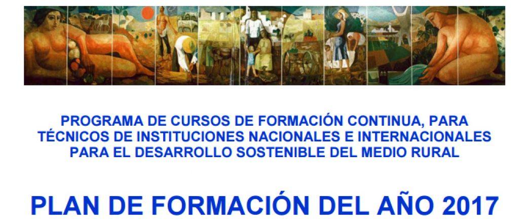El Mapama oferta más de 60 cursos sobre agricultura, ganadería, regadíos, silvicultura, desarrollo rural y alimentación