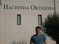 El olivar en superintensivo de Hacienda Ortigosa en Navarra