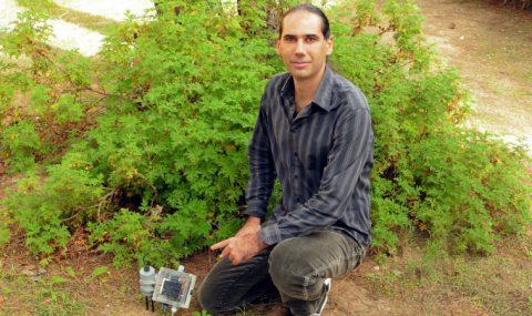 Smart Biosystem crea el primer sistema de riego inteligente libre de mantenimiento