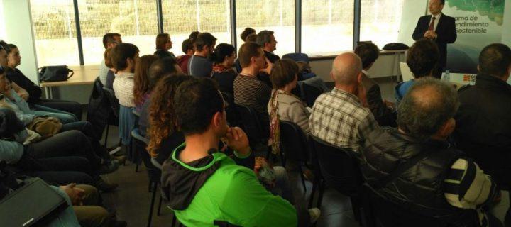 El Programa de Emprendimiento Rural Sostenible de Aragón impulsará 26 proyectos
