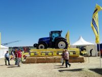 New Holland brilla con sus demostraciones dinámicas en Demoagro 2017