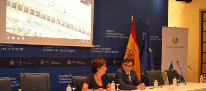El regadío y su modernización, claves para el desarrollo de la agricultura española