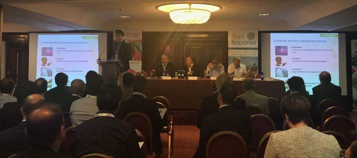 AlgaEnergy presenta las propiedades de su bioestimulante AgriAlgae en el I Congreso de Fertilización