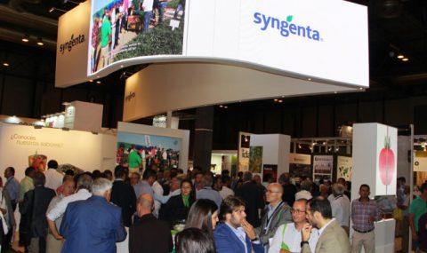 Syngenta celebra en Fruit Attraction su 150 aniversario en el sector de semillas hortícolas