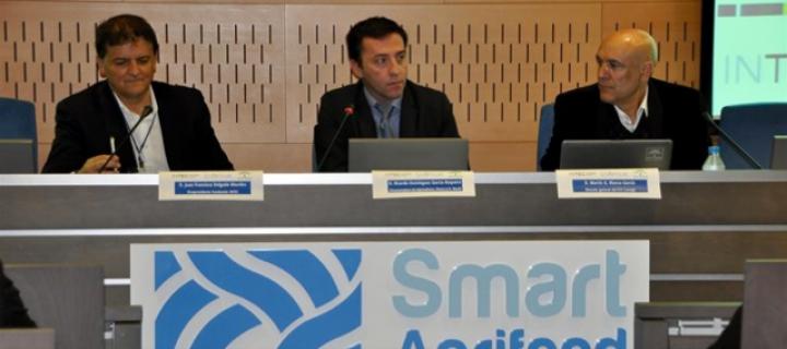 Arranca con éxito el Smart Agrifood Summit satélite