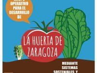 La huerta de Zaragoza a recuperar su esplendor